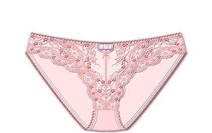 The Miranda Bikini Pink - Rene Rofe