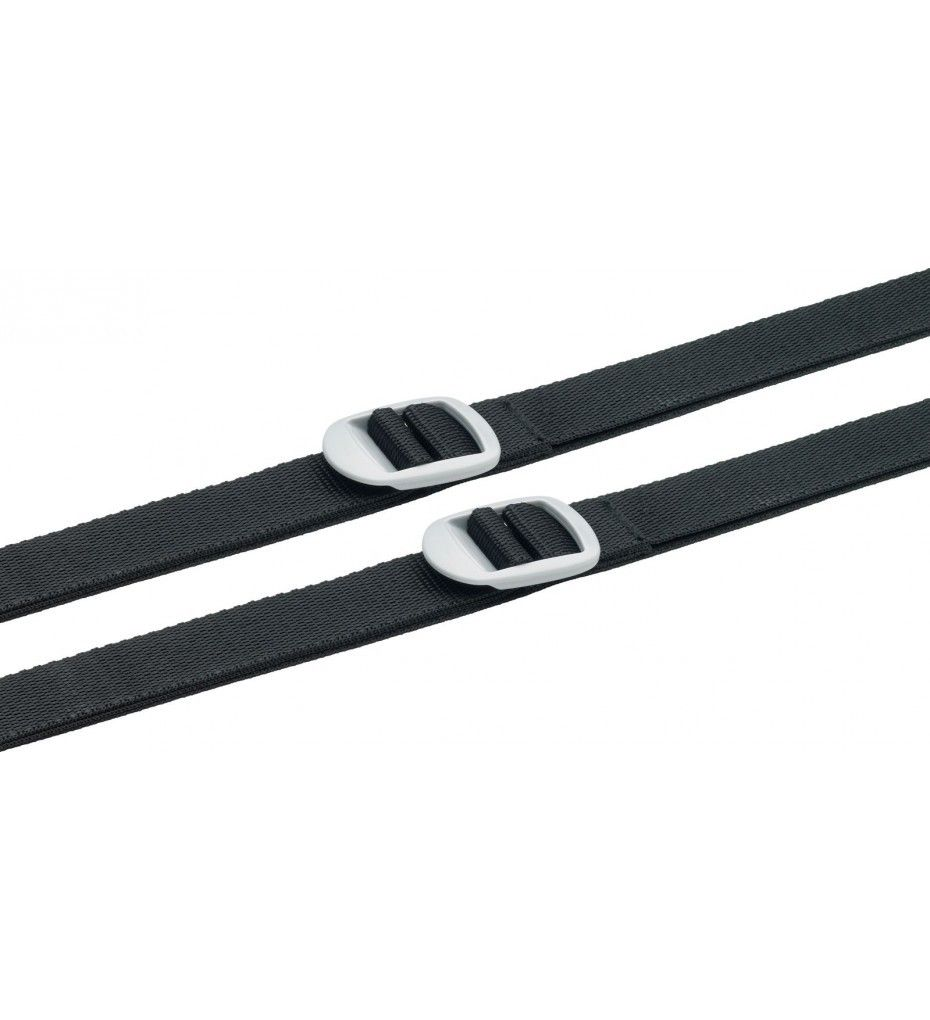 2 Luggage Straps Assorted - Go Travel