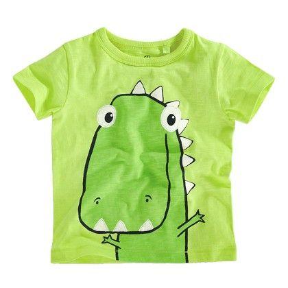Green Monster Half Sleeves T-shirt - Lil Mantra