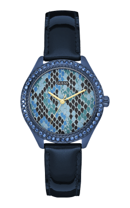 Guess Blue Mini Mystical Watch - Guess Watches