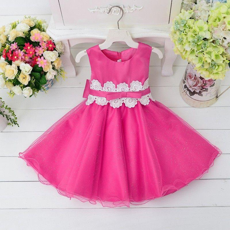Пояс на платье для девочки 5