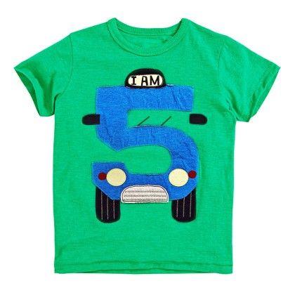 Green I Am 5 Half Sleeves T-shirt - Lil Mantra