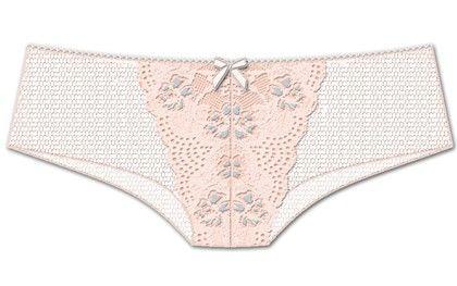 Sweet Harmony Boyleg - Pink - Rene Rofe