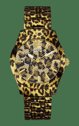 Guess Gold Tone Fierce Watch - Guess Watches