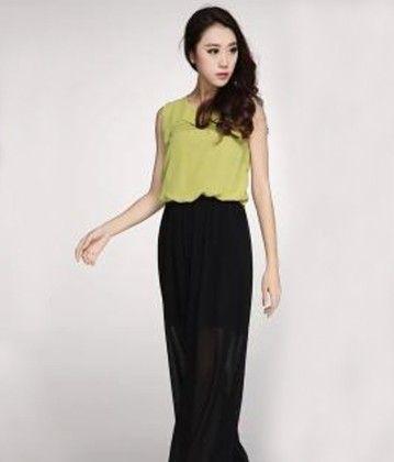 Green Jumpsuit - Mauve Collection