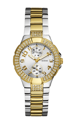Guess 2-tone Mini Prism Watch - Guess Watches