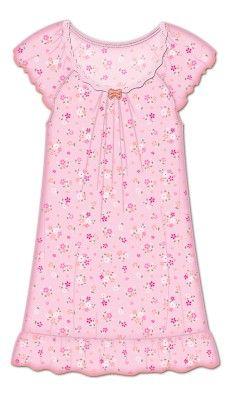 Pretty Breeze Nightshirt - Pink - Rene Rofe