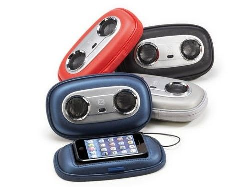 Outdoor Speaker Case Assorted - 1 Unit - Go Travel