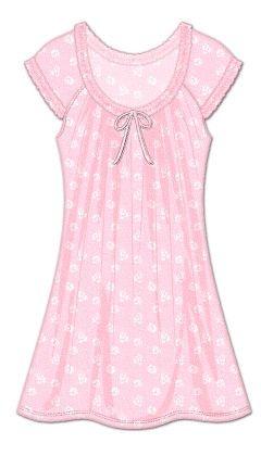 Midnight Dreams Sleepshirt - Pink - Rene Rofe