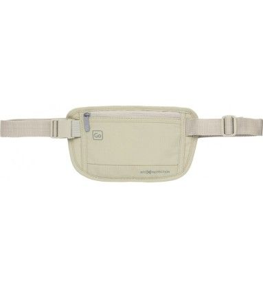 Rfid Money Belt Assorted - 1 Unit - Go Travel