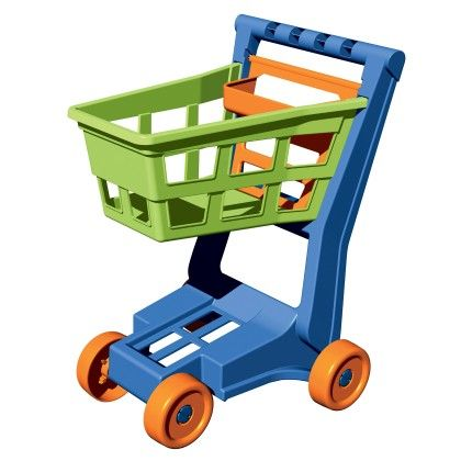 Deluxe Shopping Cart - American Plastic Toys