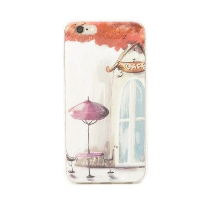 View Printed Soft Case Iphone5-iphone 5s Phone Cover - Mobo Art