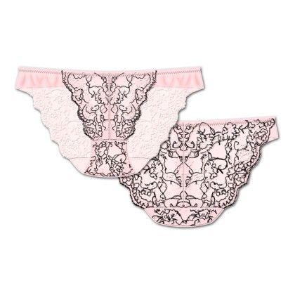 Sweet Days Bikini Pink - Rene Rofe