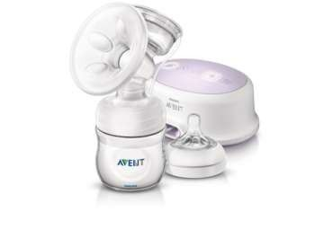 Comfort Single Electric Breast Pump - Philips Avent