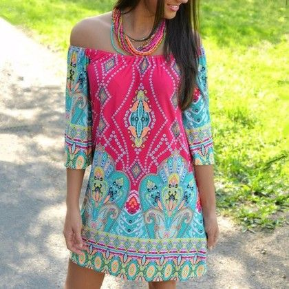 Mimi Dazzle Dress - Pink - Xcel Couture