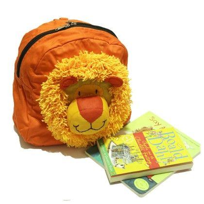Goldie The Lion - Bag For Little Treasures - Shumee