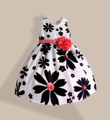 Grey Audrey Floral Party Dress - Petite Kids