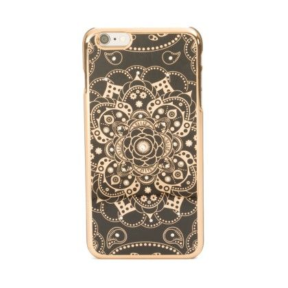 Arabic Print Black Iphone 6 Plus-iphone 6s Plus Phone Cover - Mobo Art