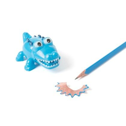 Crocodile Sharpner (blue) - It's All About Me