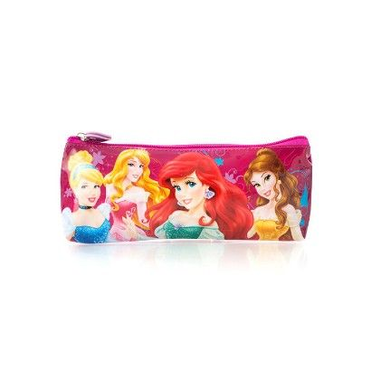 Disney Princess Pencil Bag Assorted 1 Unit - Magnus