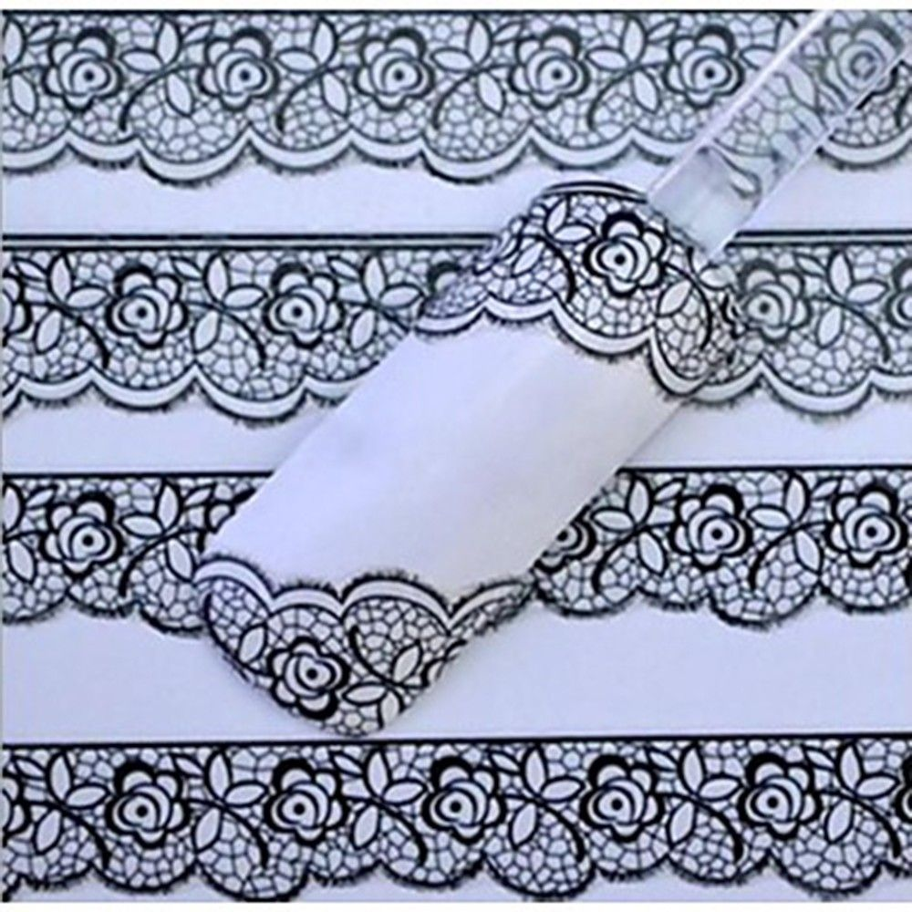 Lace Sticker - Oomph