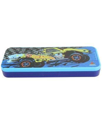 Hot Wheels Double Decker Pencil Box - My Baby Excel