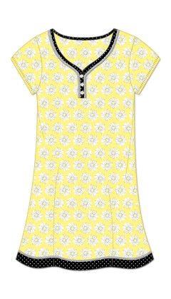 Perfect Pair Yellow Printed Shirt - Rene Rofe