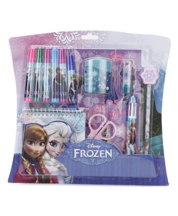 Frozen 13 Pieces Stationery Set - My Baby Excel