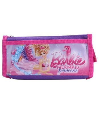 Barbie Mermaid Pencil Pouch - My Baby Excel