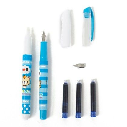 Fountain Pen Set (blue) - It's All About Me