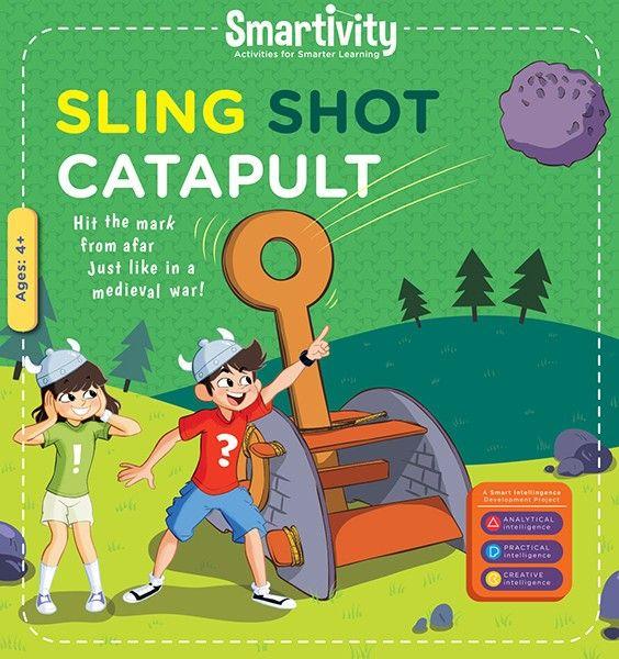 Sling Shot Catapult - Smartivity