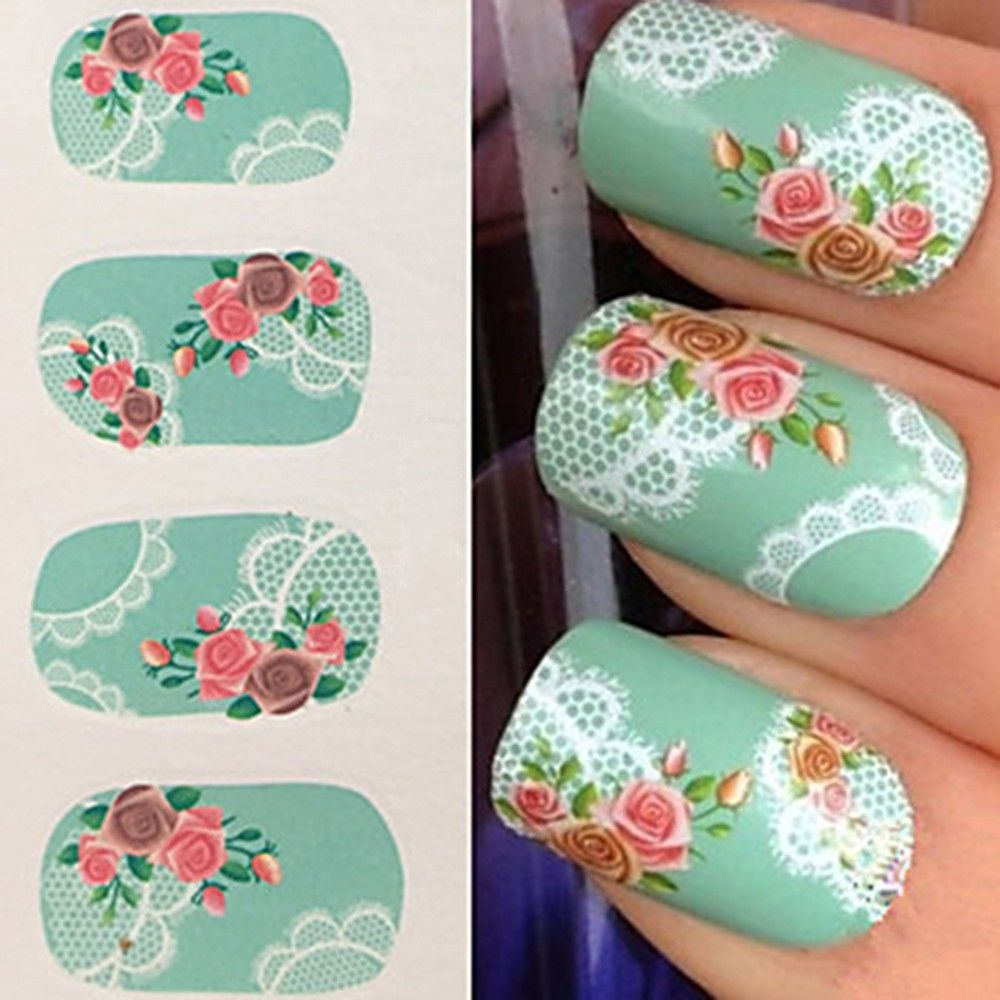 Lace Stickers - Oomph