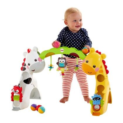 Newborn To Toddler Play Gym, Multi Color - Fisher Price