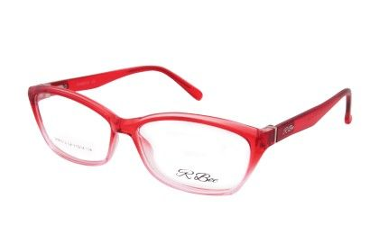 Cat Eye Red Front Red Side - RBee Sunglasses