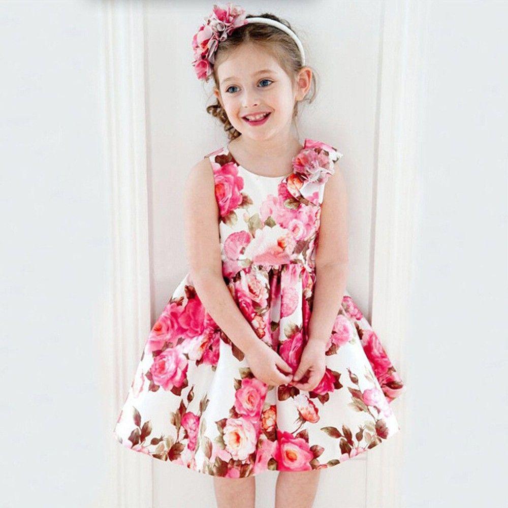 Fashionable flower girl dresses 10