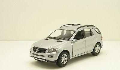Mercedes Benz M-class - Silver - PlayMate