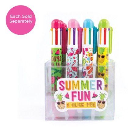 Summer Fun Pen - International Arrivals