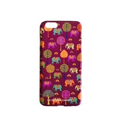 Elephant Carnival Iphone 6/6s Cover - The Elephant Company