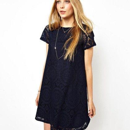 Evening Elegant Bottom Mini Dress - STUPA FASHION - 318771