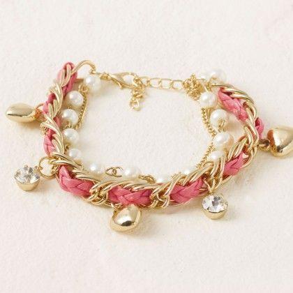 Beaded Bracelet - Lavish Jewels