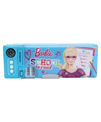 Barbie 3 Button Pencil Box - My Baby Excel