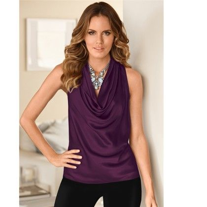 New Fashion Purple Colored Top - STUPA FASHION