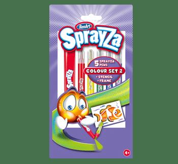 Sprayza Colour Set 2 - Renart