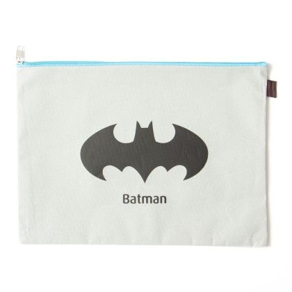 Super Hero A4 Size Batman (light Grey) - It's All About Me