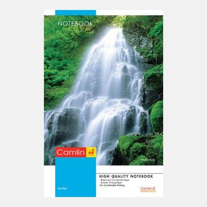 Camlin Extra Long Notebook - Soft Cover 152 Pages Unruled