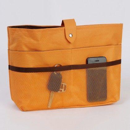 Purse Organiser Orange - My Gift Booth