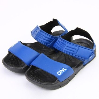 Boye Royal Blue Open Toed Sandals - Onlead Shoes