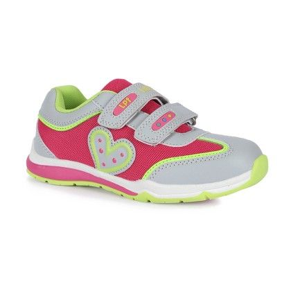 Multy Girl Grey Sneakers - Lilliput