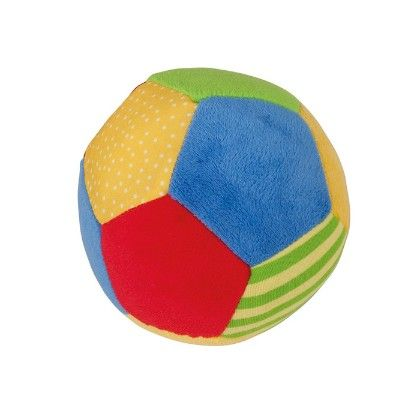 Snazzy Rattle Ball - Bigjigs Toys
