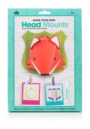 Head Mounts - NPW